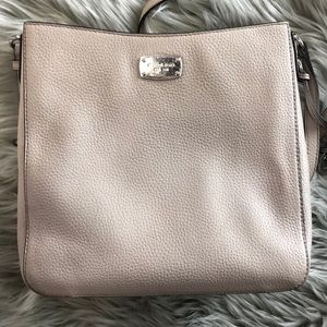 Michael Kors Cream Bag